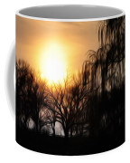 Quiet Country Sunrise Coffee Mug