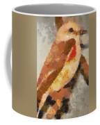 Quiet In The Corner Coffee Mug