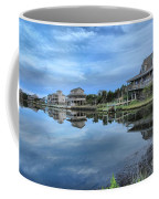 Quiet On The Sound Coffee Mug