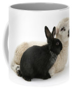 Rabbit And Lamb Coffee Mug