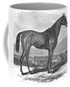 Racehorse, 1867 Coffee Mug