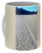 Racetrack Death Valley Trail Of Mystery Coffee Mug