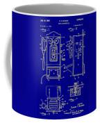 Radio Phone Patent Coffee Mug