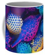 Radiolarians Coffee Mug