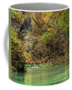 Radovna River In Vintgar Gorge Slovenia Coffee Mug