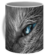 Raging Blue Coffee Mug