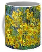 Ragwort - Tansy Coffee Mug