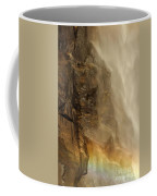 Rainbow On The Rocks Coffee Mug