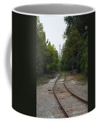 Rail To The Forest Coffee Mug
