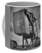 Railroad Bridge 10615b Coffee Mug