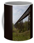 Railroad High Bridge 3 Coffee Mug