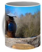 Railroad Signal Coffee Mug