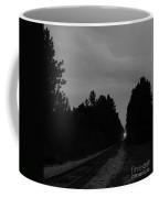 Rails Bw Coffee Mug