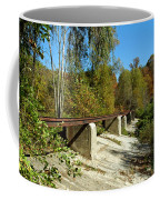 Rails To The Past Coffee Mug