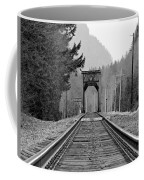 Railway Track Coffee Mug