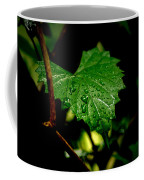 Rain On Ivy Coffee Mug