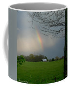 Rainbow After The Rain Coffee Mug
