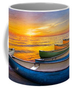 Rainbow Armada Coffee Mug