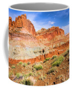 Rainbow Castle Coffee Mug
