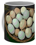Rainbow Eggs Coffee Mug