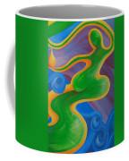 Rainbow Healing For Family Coffee Mug