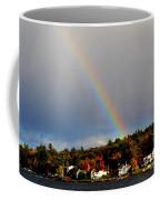 Rainbow Over Winnepesaukee Coffee Mug