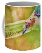 Rainbow Seagull Coffee Mug