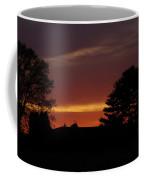 Rainbow Sherbet Sunset Coffee Mug