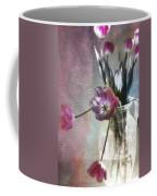 Rainbow Tulips Coffee Mug