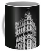 Rainbows And Architecture In Black And White Coffee Mug