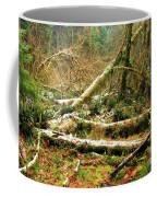 Rainforest Dusting Coffee Mug