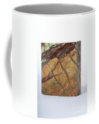 Rainforest Green Marble Coffee Mug
