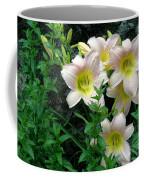 Rainy Day Day Lilies Coffee Mug