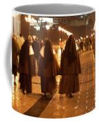 Rainy Night Nuns Coffee Mug