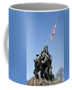 Raise The Flag Coffee Mug
