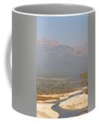 Ramganga River Flowing Through Corbett National Park Coffee Mug