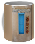 Ranchos De Taos Wall Coffee Mug