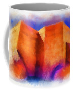 Ranchos Nave - Watercolor Coffee Mug