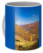 Randolph County West Virginia Coffee Mug