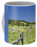 Rangeland Wild Flowers Coffee Mug