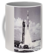 Ranger 7 Launch Coffee Mug