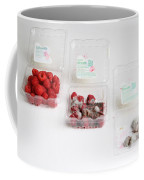 Raspberries Growing Mold Coffee Mug