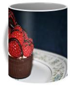 Raspberry Mascarpone Coffee Mug