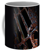 Rat In The Cage Coffee Mug by Jerry Cordeiro