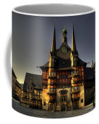 Rathaus At Wernigerode Coffee Mug