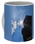 Rays On The Castle Coffee Mug