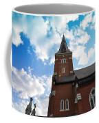 Reaching For Glory Coffee Mug