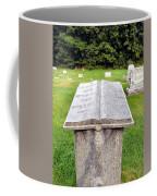 Reading Eternity Coffee Mug