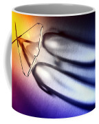 Reading Glasses Coffee Mug by Olivier Le Queinec