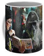 Reading Is Fundamental Coffee Mug